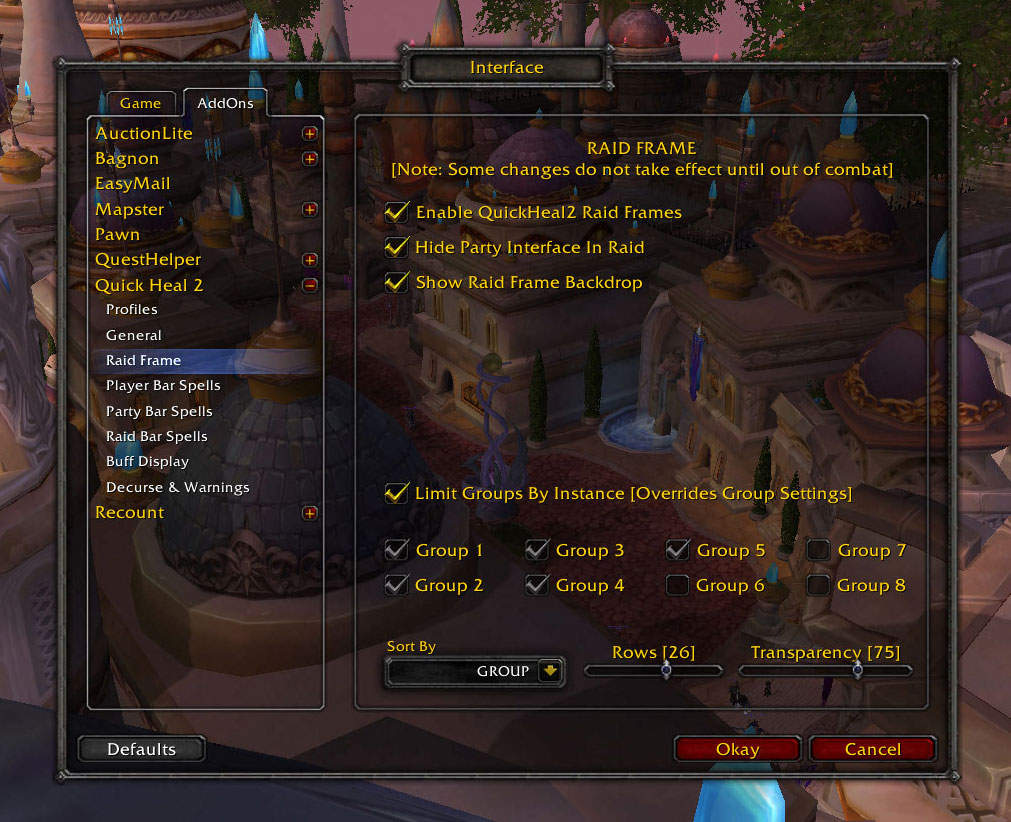 Dispellable debuffs addon chat