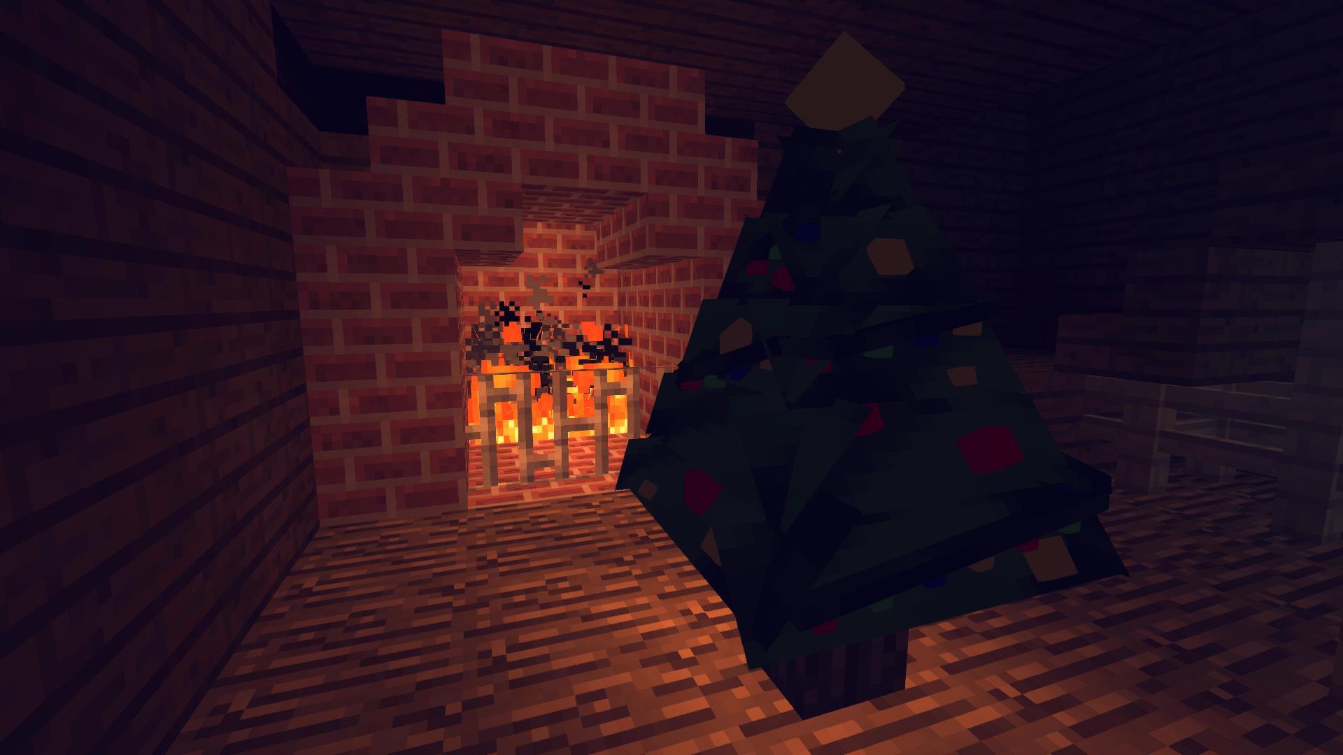 Мод рождество для майнкрафта 1.7.10