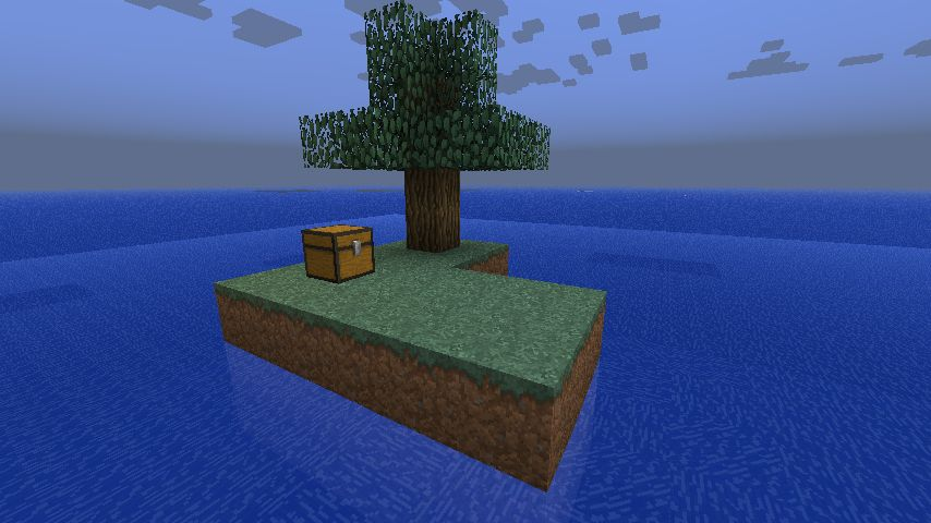 Images - Island World (SkyBlock replacement) - Bukkit