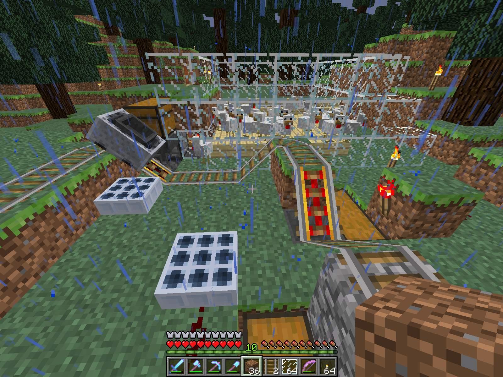 Скачать Minecraft 1.5.2 на компьютер бесплатно