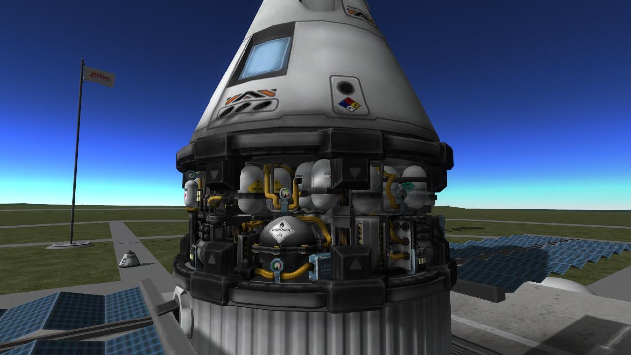 kerbal spaceport - 1280×720