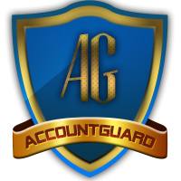 Image result for AccountGuard logo