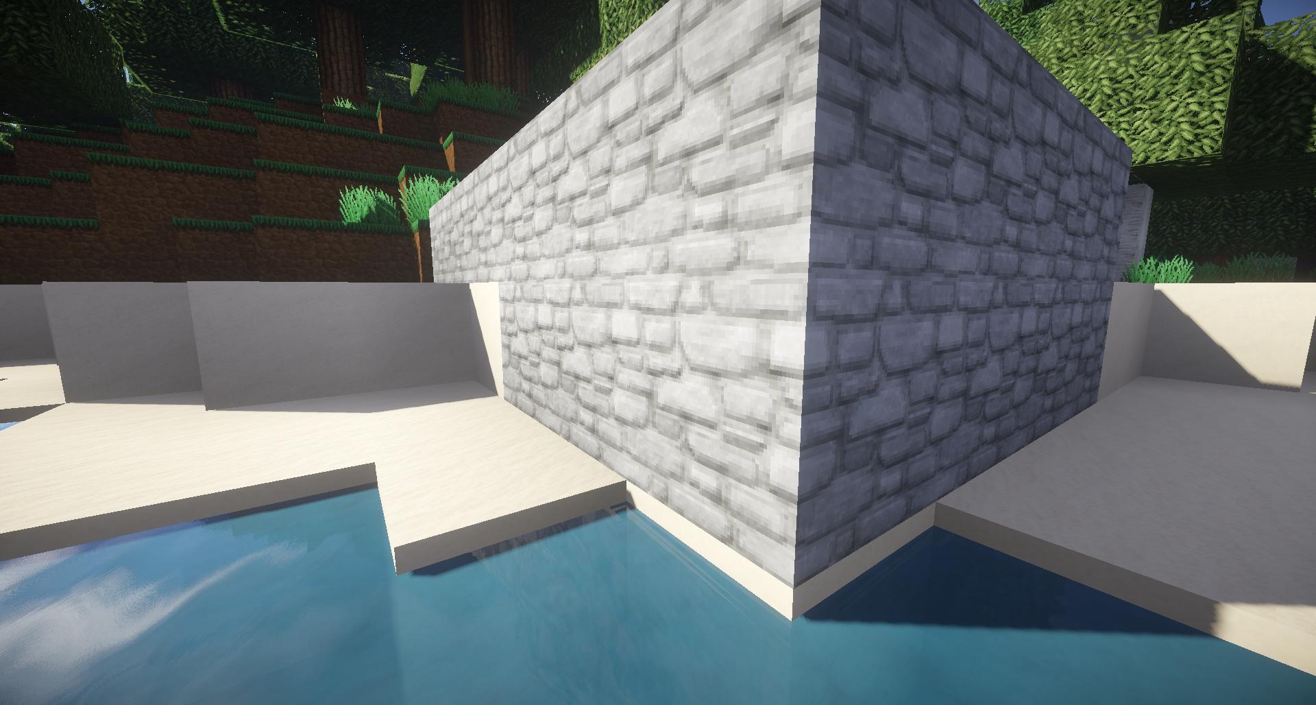 Minecraft shaders texture pack 1 7 10 download   Sildur's Shaders