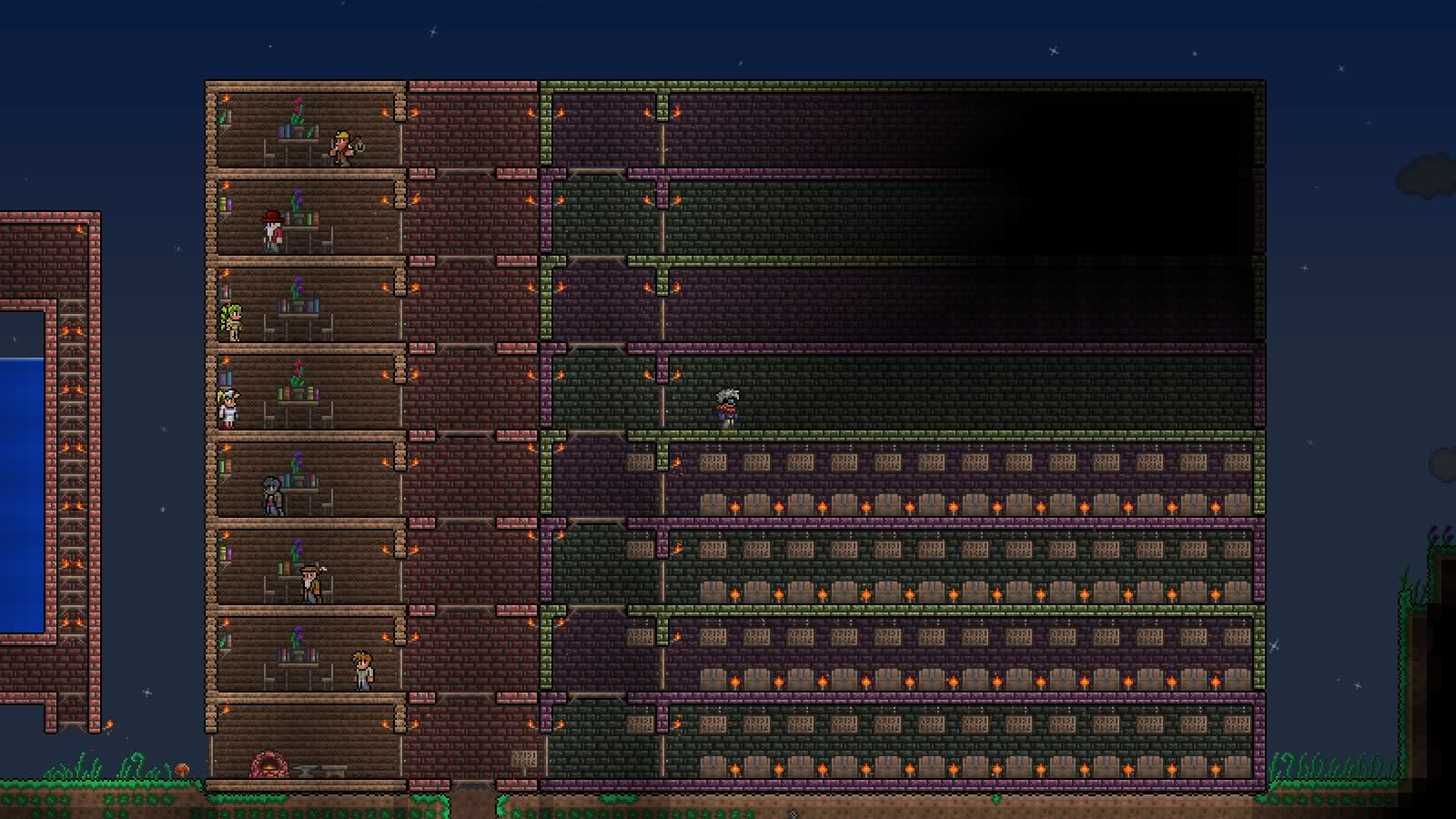 How to download terraria 1. 3. 5 maps | terraria 1. 3 pc all items.
