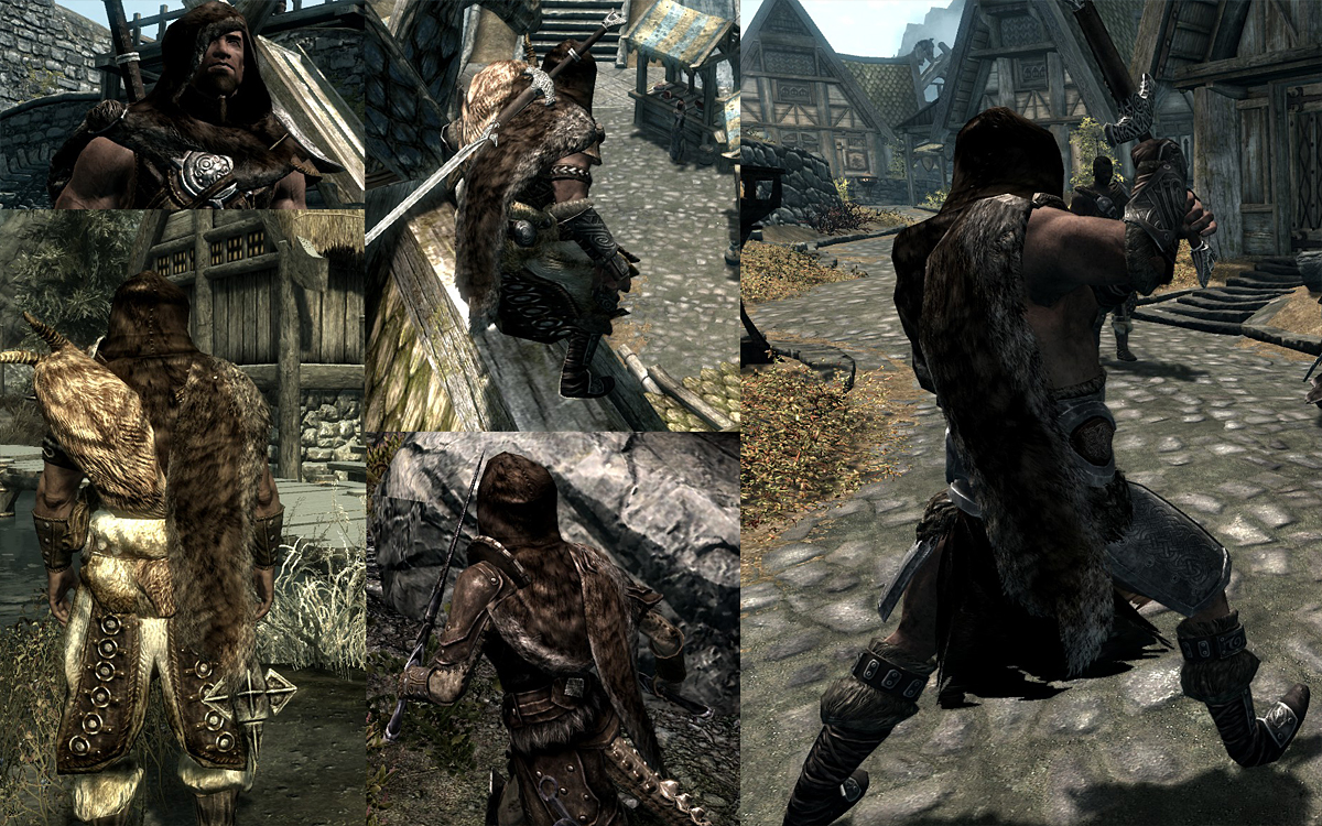 Images Fur Hoods Hd Mods Projects Skyrimforge