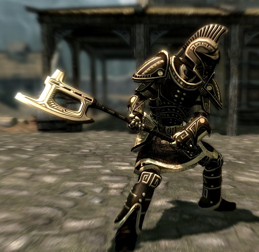 images heroic dwarven armor and weapons complete mods