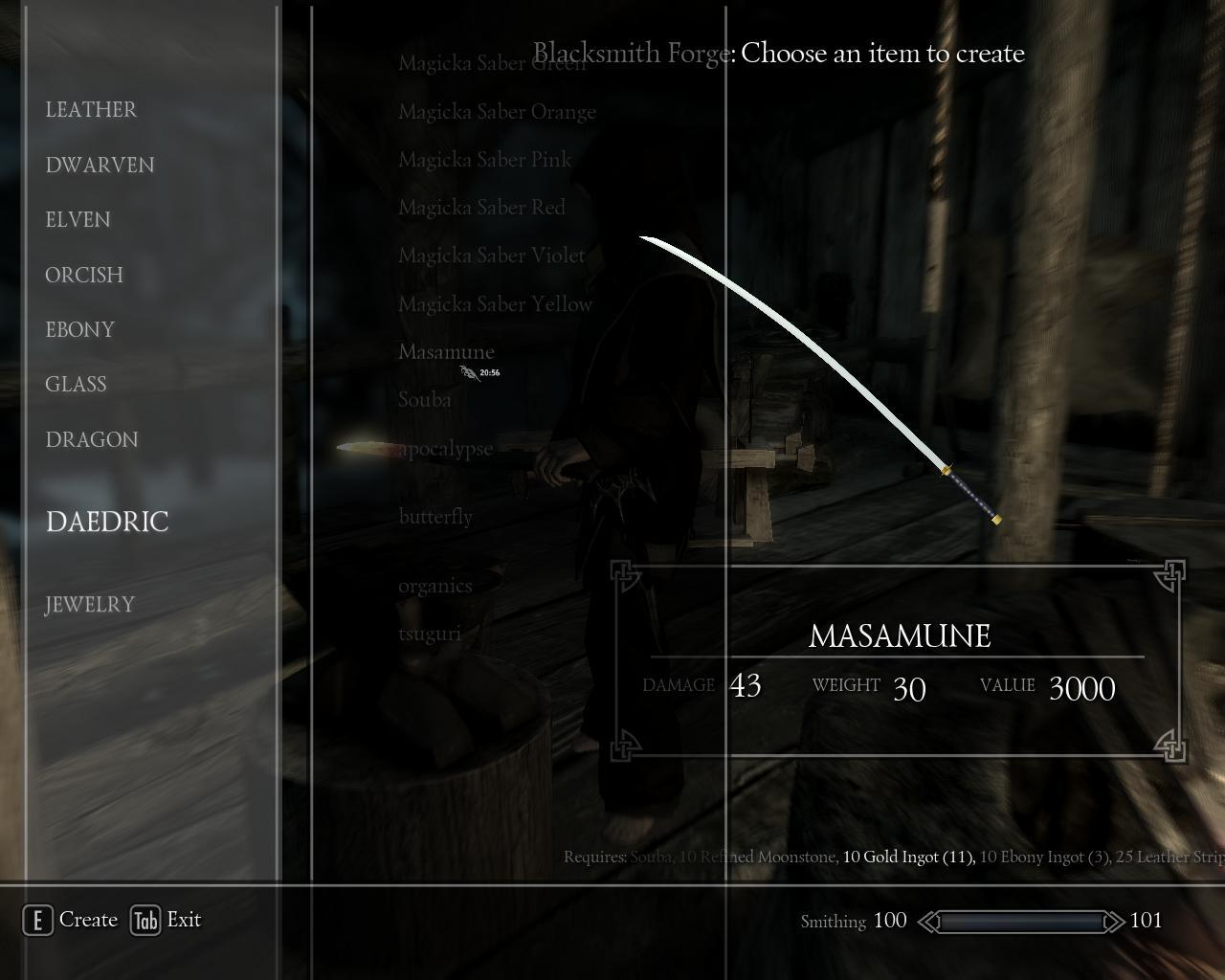 Images - ff7 blades at the forge - Mods - Projects - SkyrimForge