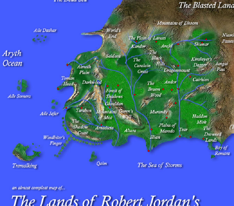 Images - Wheel of Time RTS (Risk) - Maps - Projects - SC2Mapster