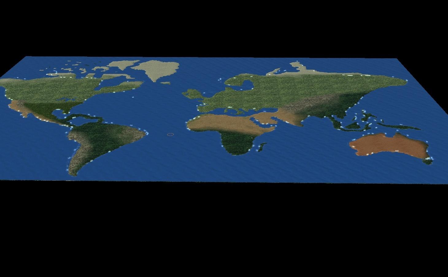 Detailed Earth   Terrain   Development   SC2 Mapster Forums