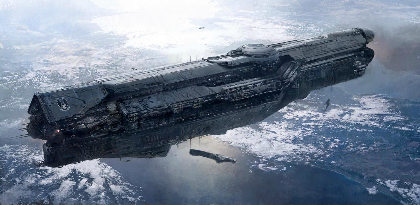 Halo Capital Ships - Map Suggestions/Requests - Player Zone - SC2