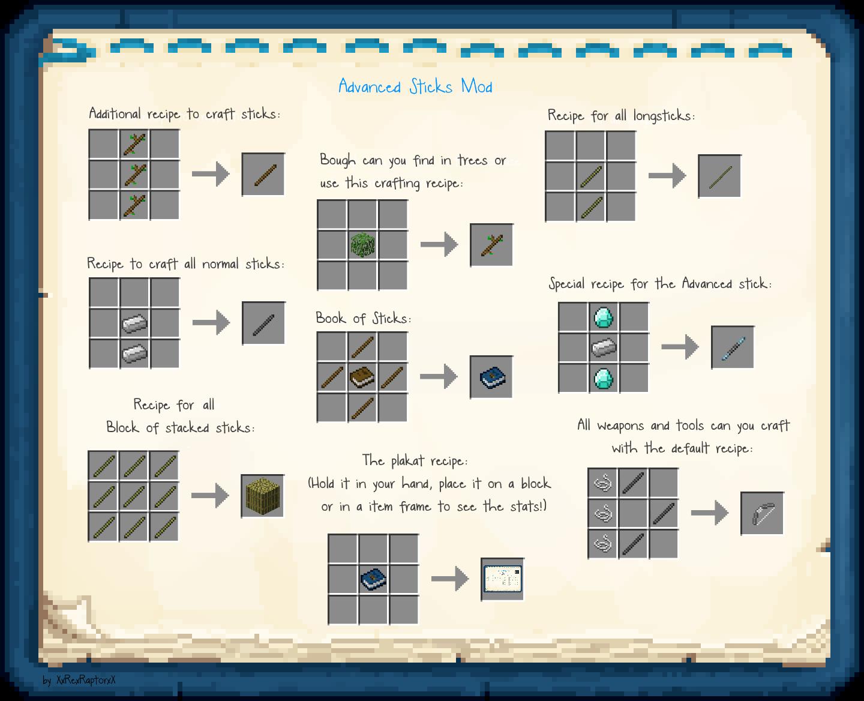 Item Frame Crafting Recipe - Page 6 - Frame Design & Reviews ✓