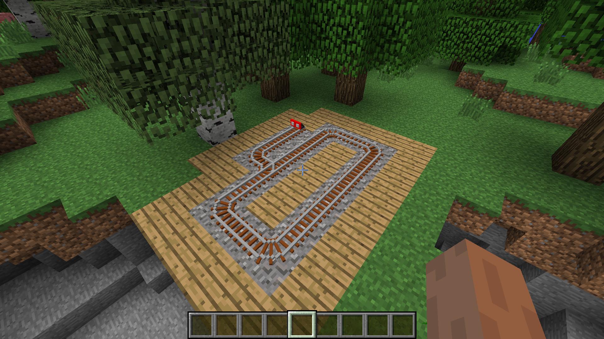 Railroads minecraft wiki mods