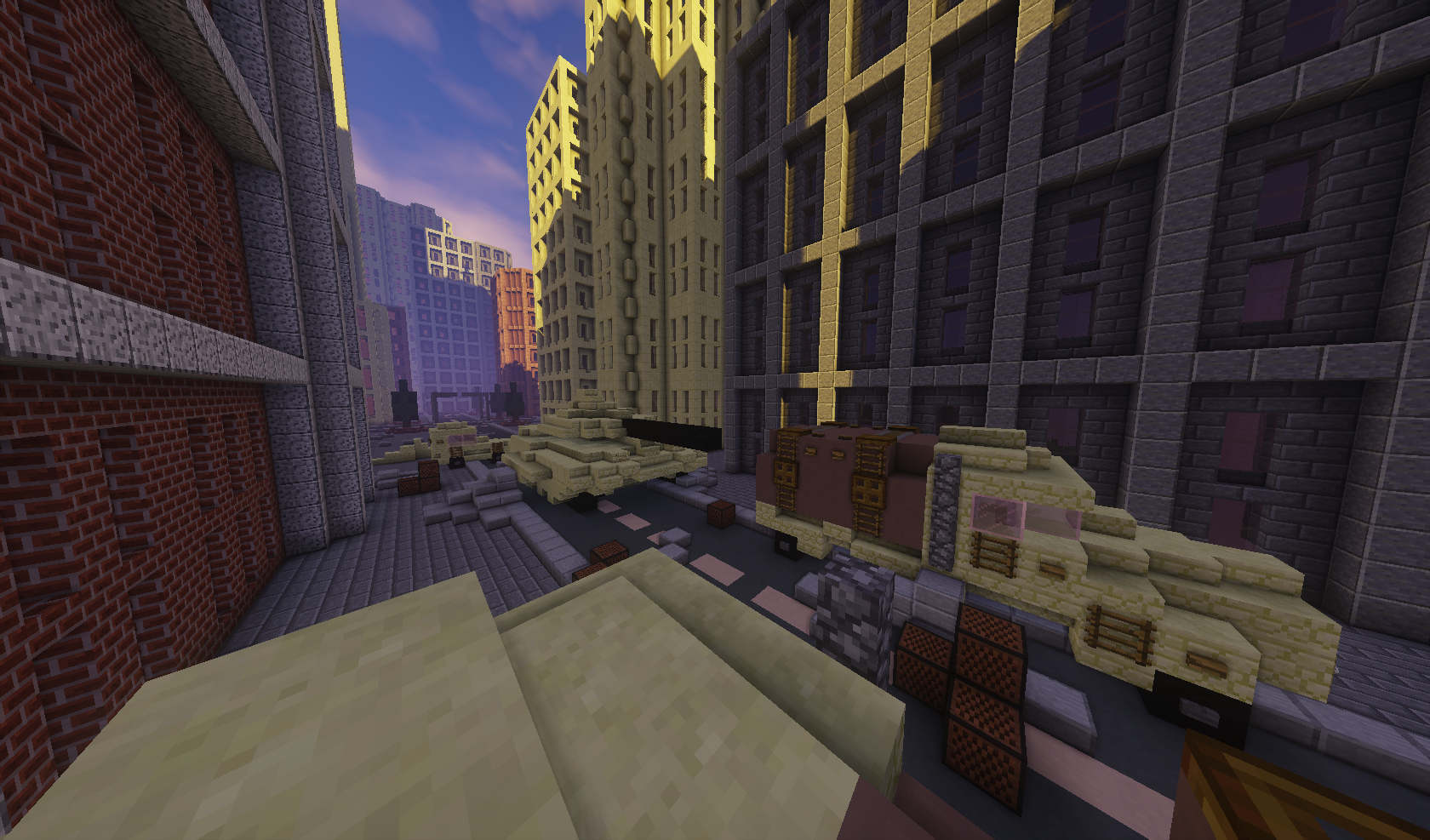 Images - Zombie Epidemic - Worlds - Projects - Minecraft CurseForge