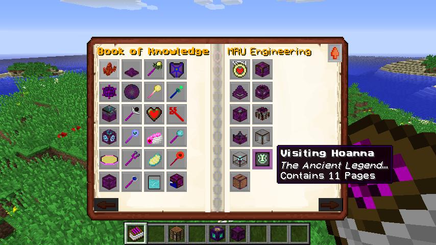 Magical Quarry Essential Craft