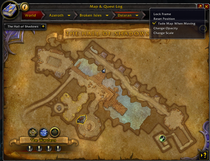 Images world map tunable addons projects wow curseforge right click menu gumiabroncs Image collections