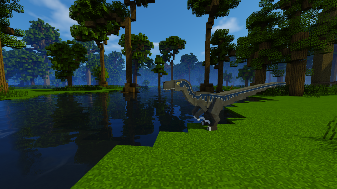 jurassic craft minecraft images r3d jurassic world modpack modpacks projects 2262