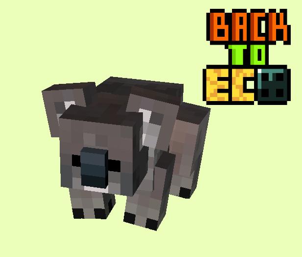 Eco Craft Minecraft Mod