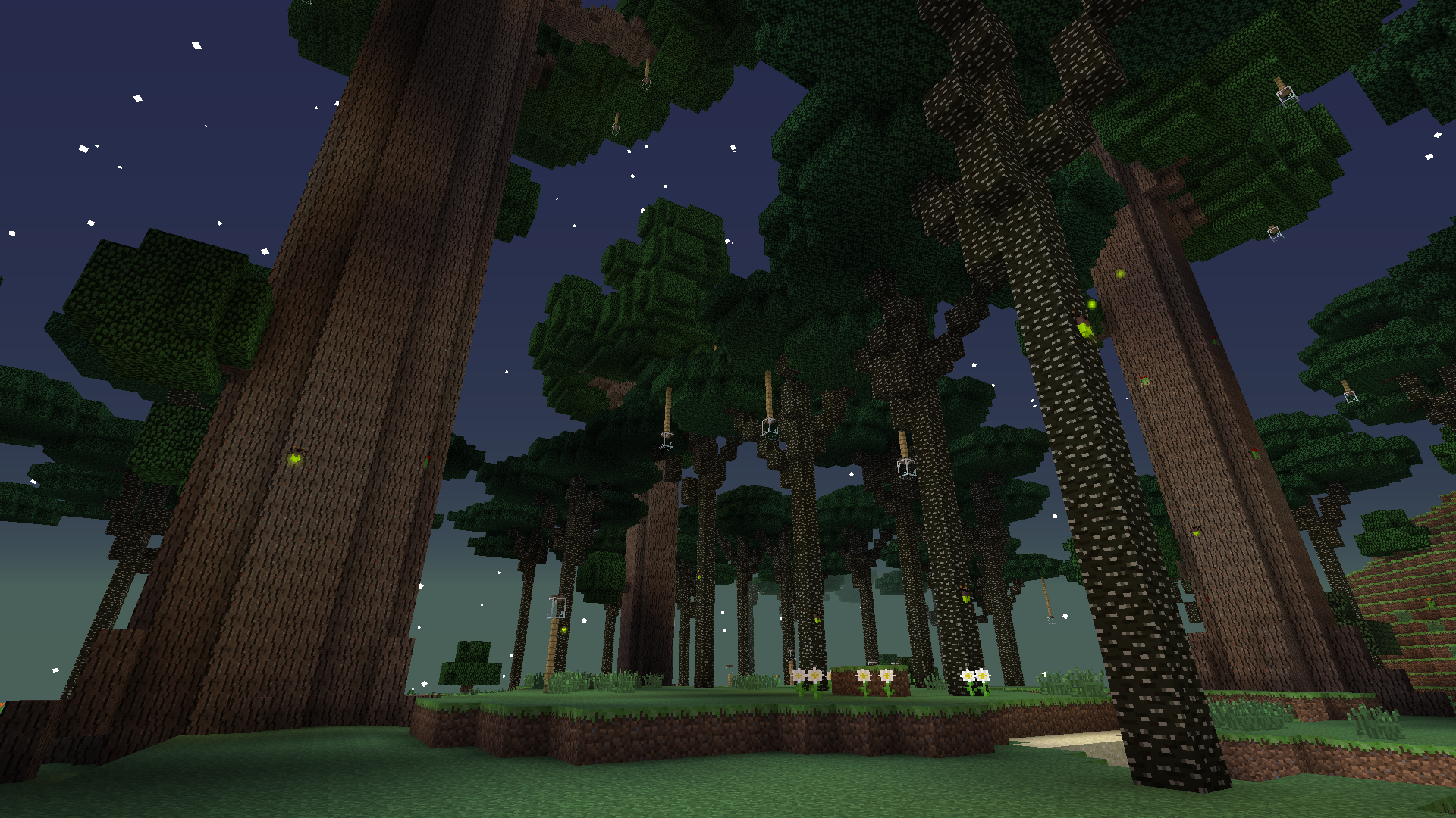 Must see Wallpaper Minecraft Forest - 2017-11-11_12  HD_801392.png
