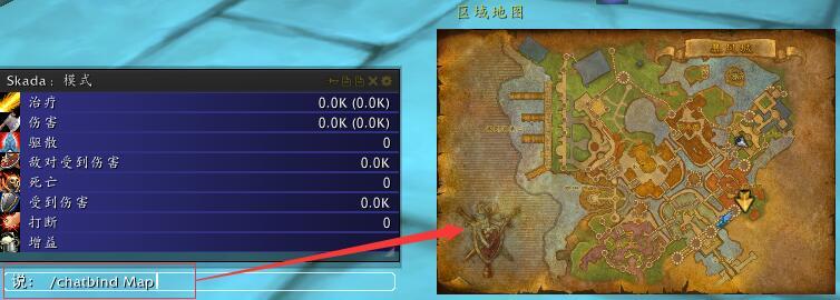Bind Map