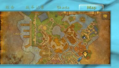 Bound Map