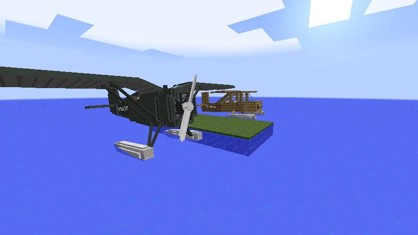 Images Minecraft Flight Simulator Mods Projects