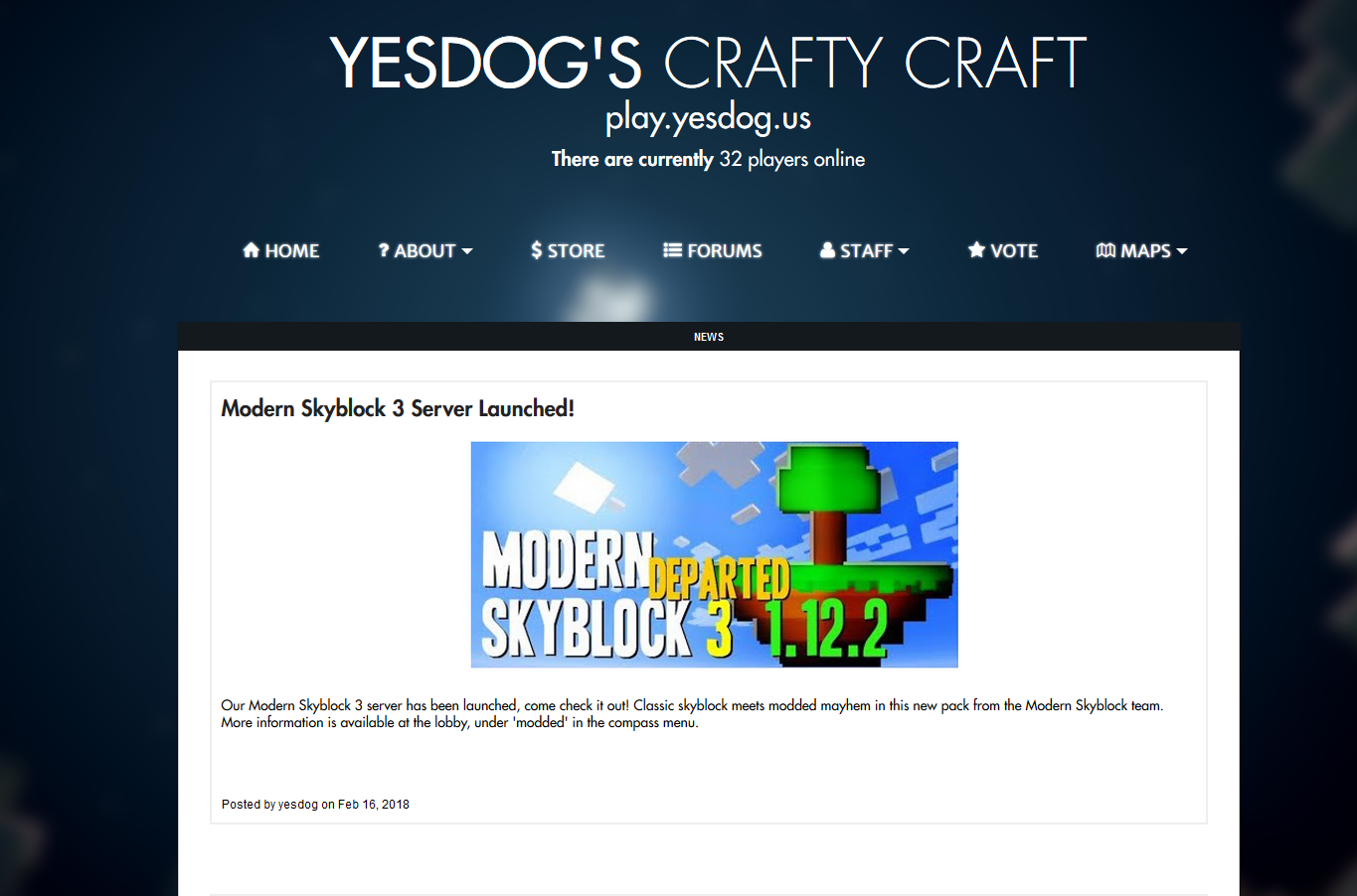 Modern Skyblock 3 [Discussion] - Modpack Discussion