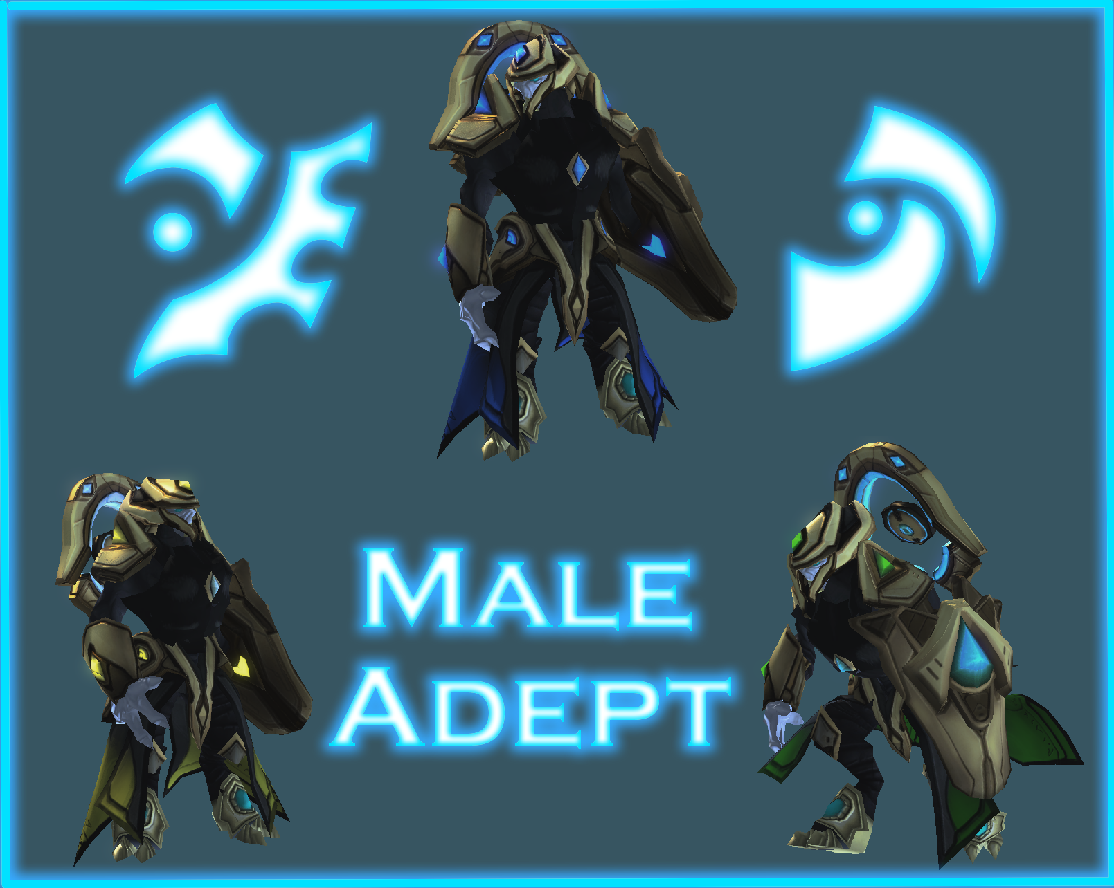 Adept Male
