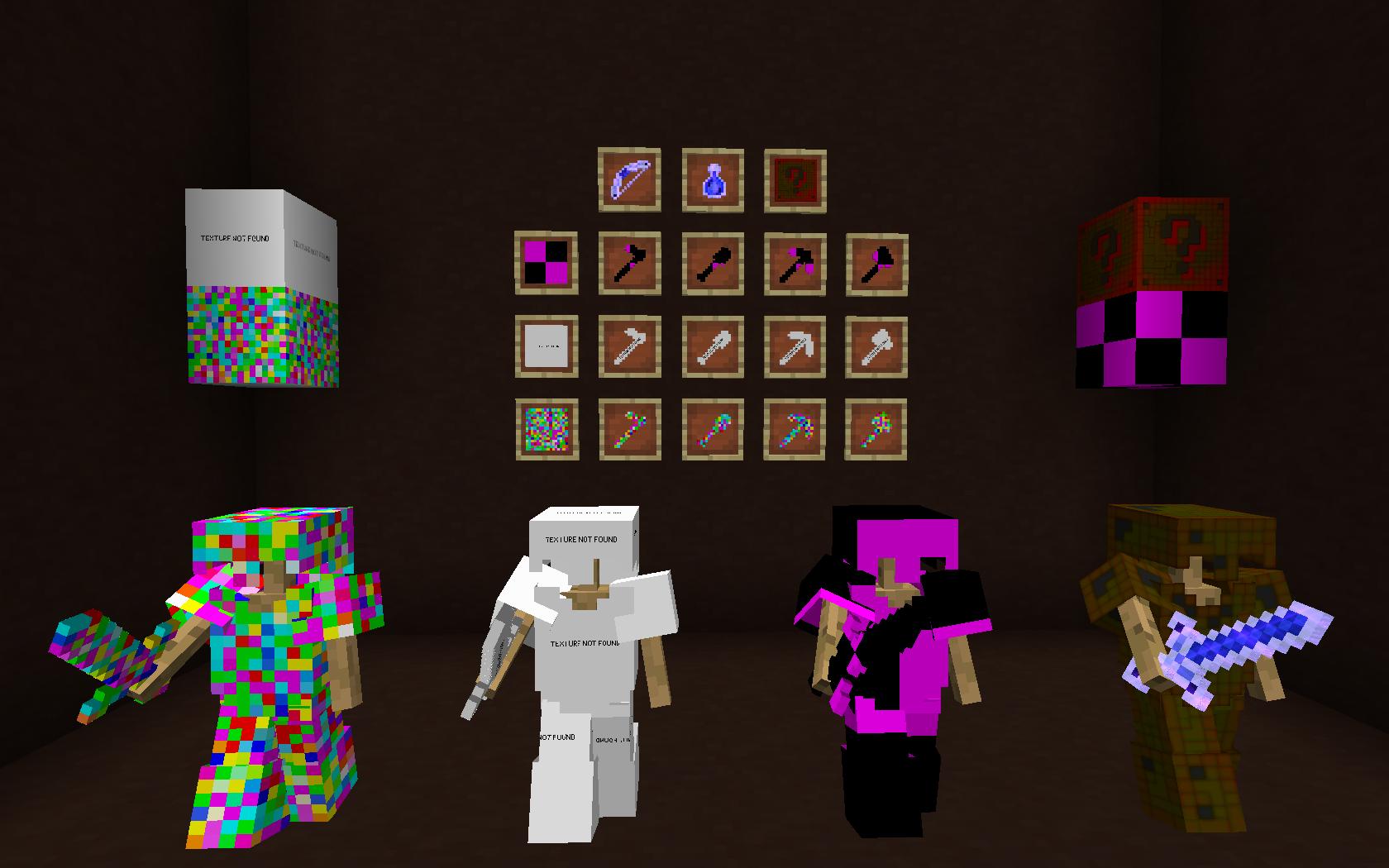 Error Lucky Block - Customization - Minecraft - CurseForge