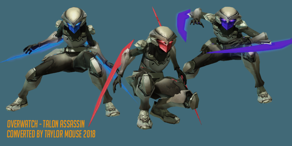 overwatch talon assassin files taylor mouse s assets assets