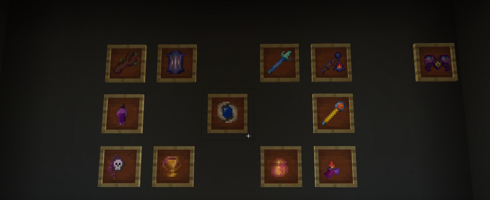 Spell Focus items