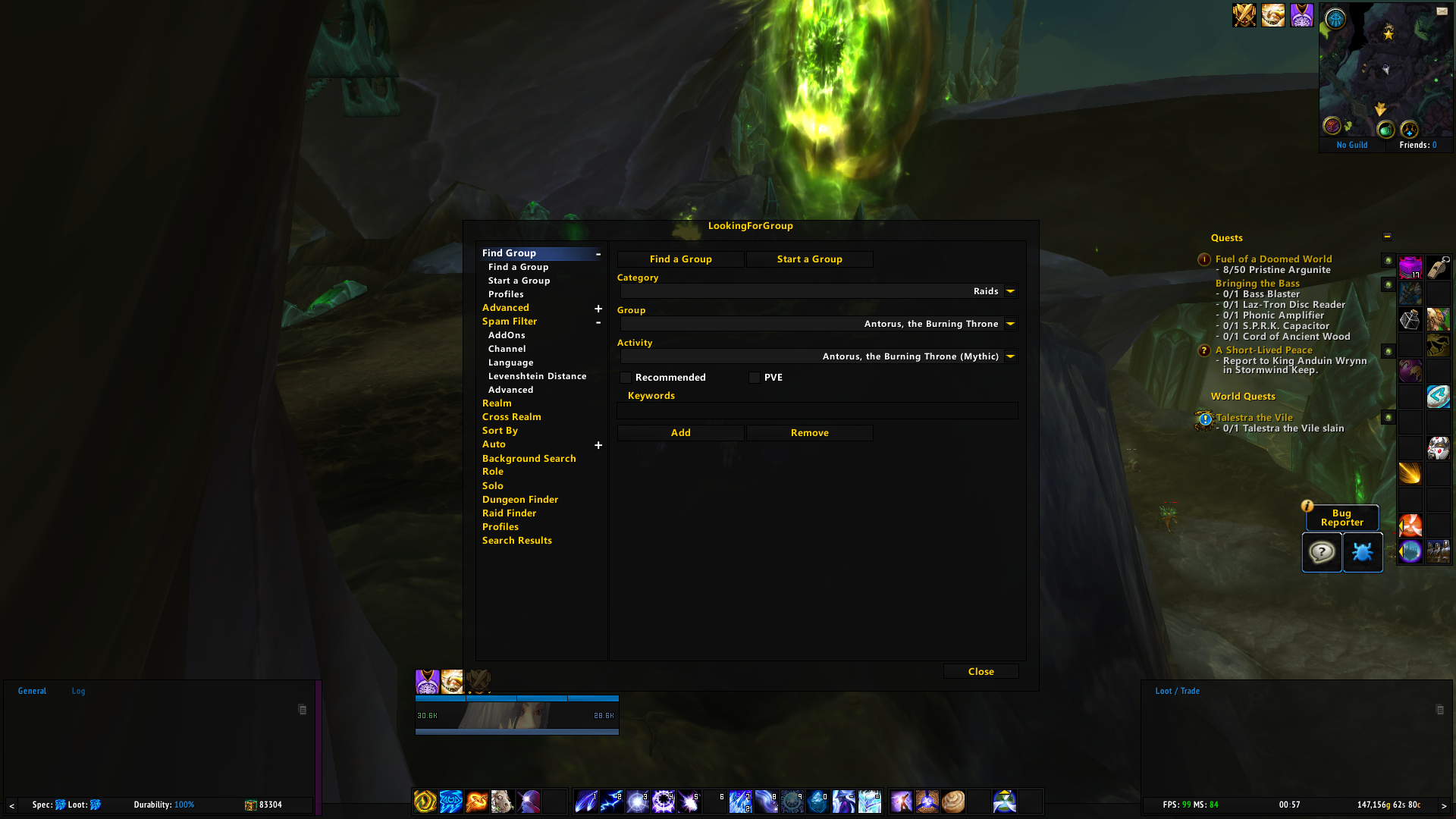 LookingForGroup (LFG) - Addons - World of Warcraft - CurseForge