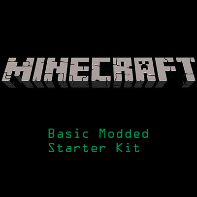 Basic Modded Starter Kit - Mod Packs - Minecraft Mods
