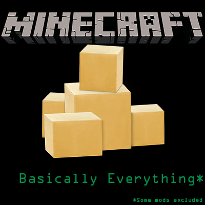Basically Everything - Mod Packs - Minecraft Mods - Mapping and
