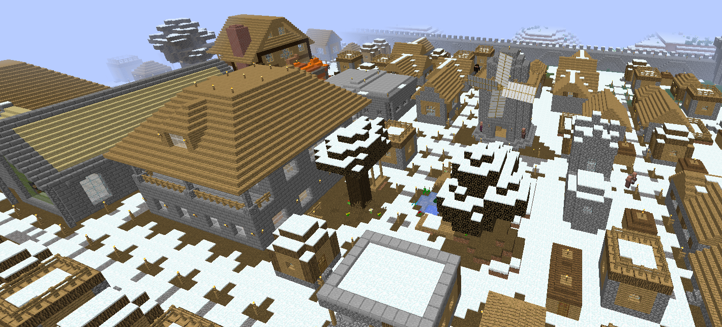 Images Ancient Towncraft Modpacks Projects Minecraft Curseforge