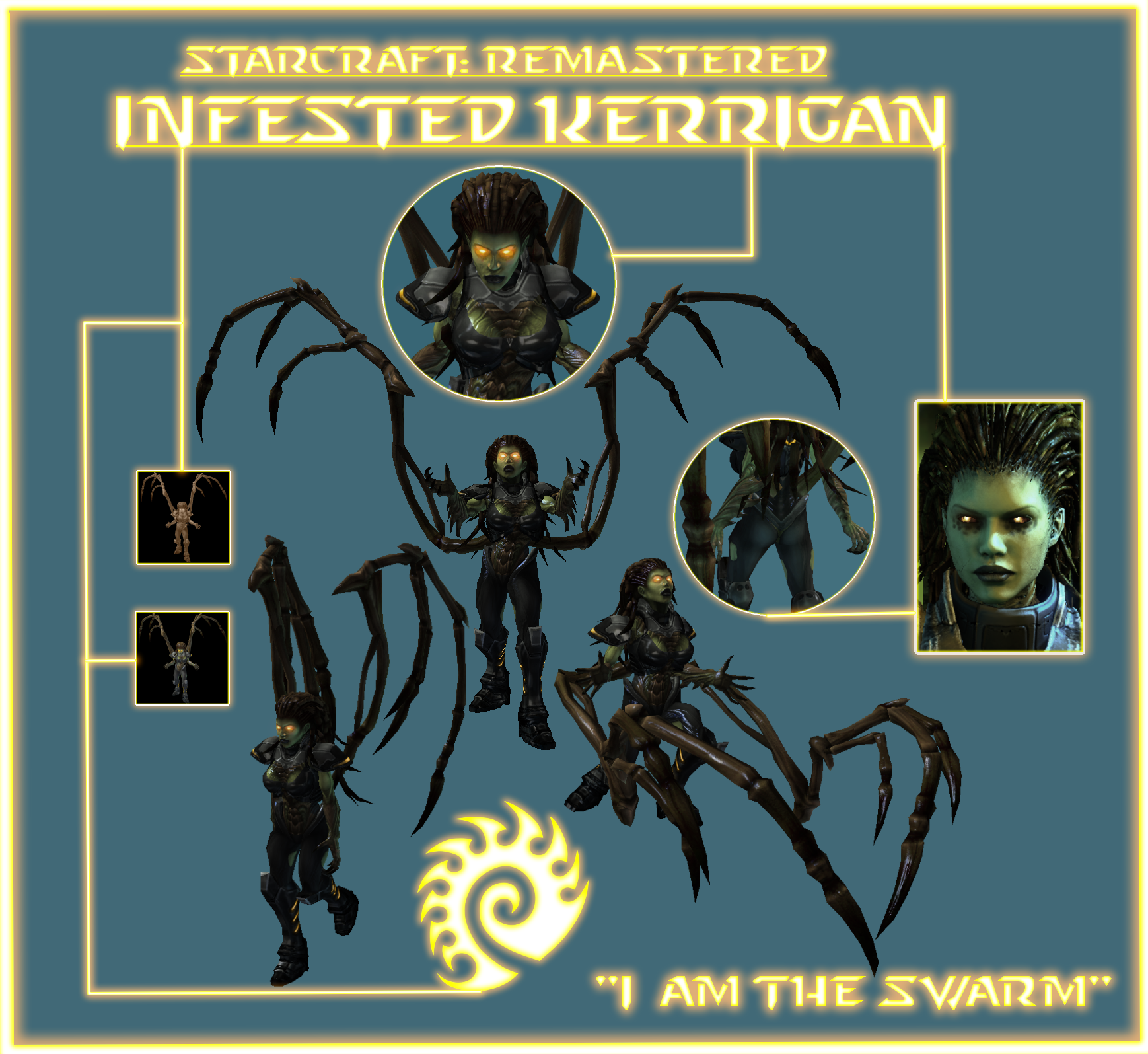 Remastered Kerrigan