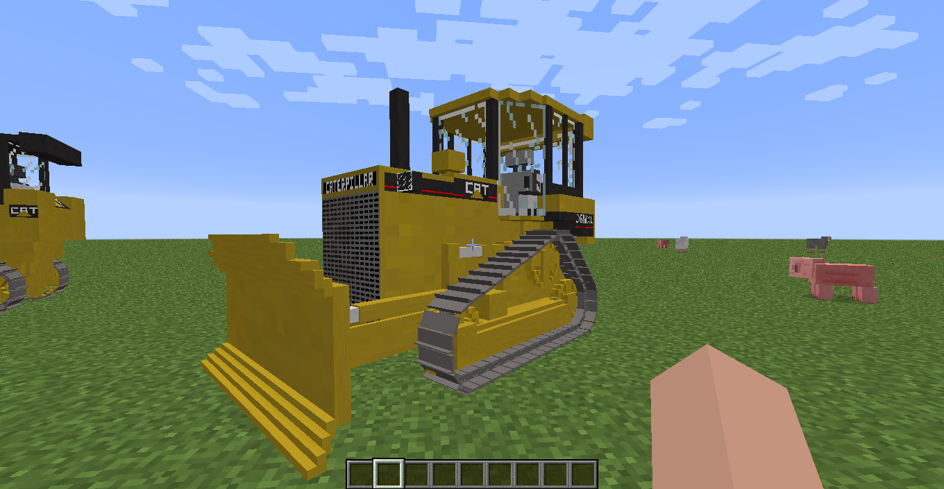 Immersive Vehicles - Caterp    - Mods - Minecraft - CurseForge