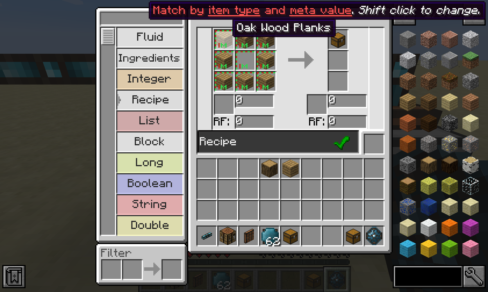 Integrated Crafting - Mods - Minecraft - CurseForge