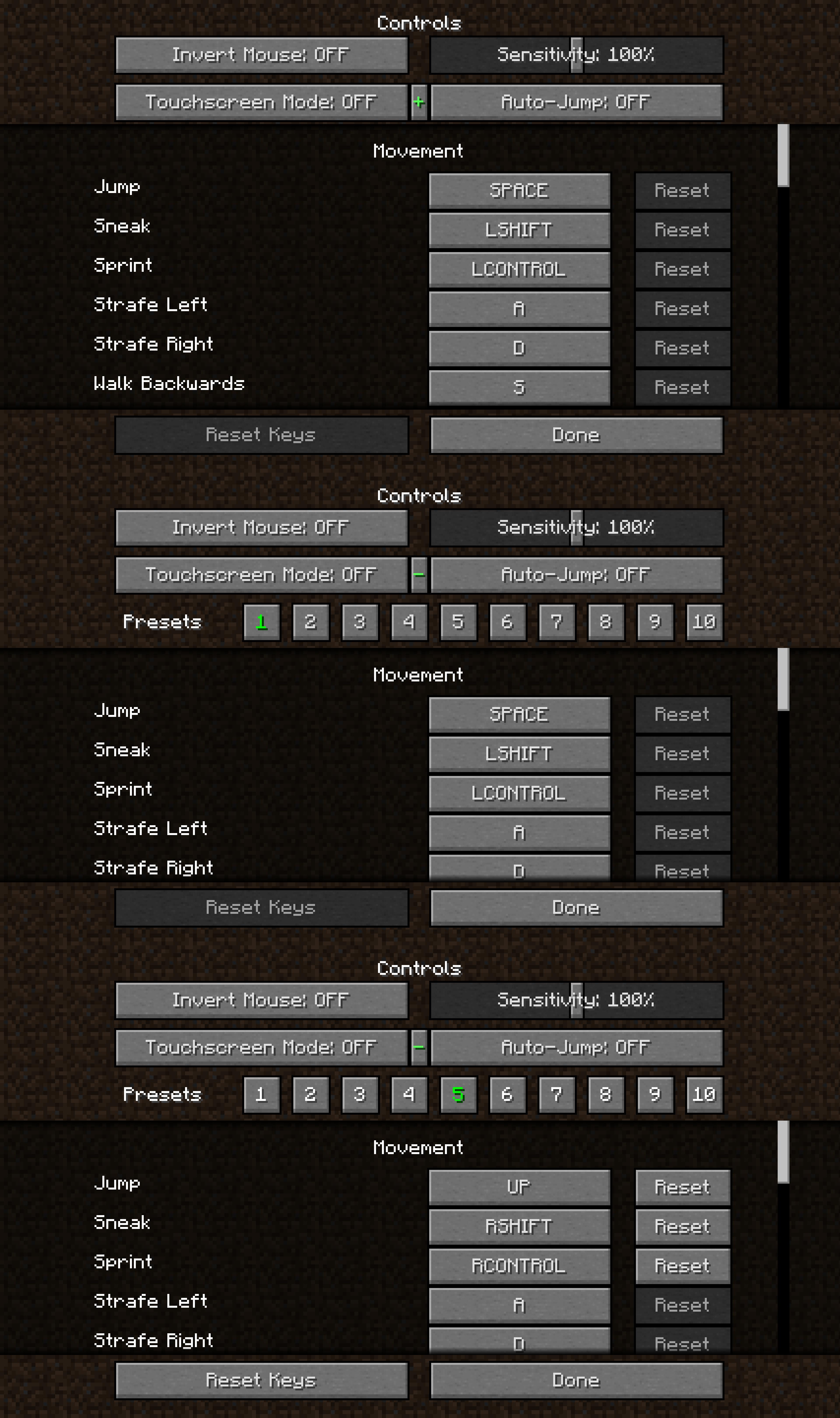 Not Enough Keys - Voice Com    - Mods - Minecraft - CurseForge