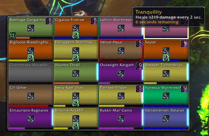 Enhanced Raid Frame: Indica    - Addons - World of Warcraft - CurseForge