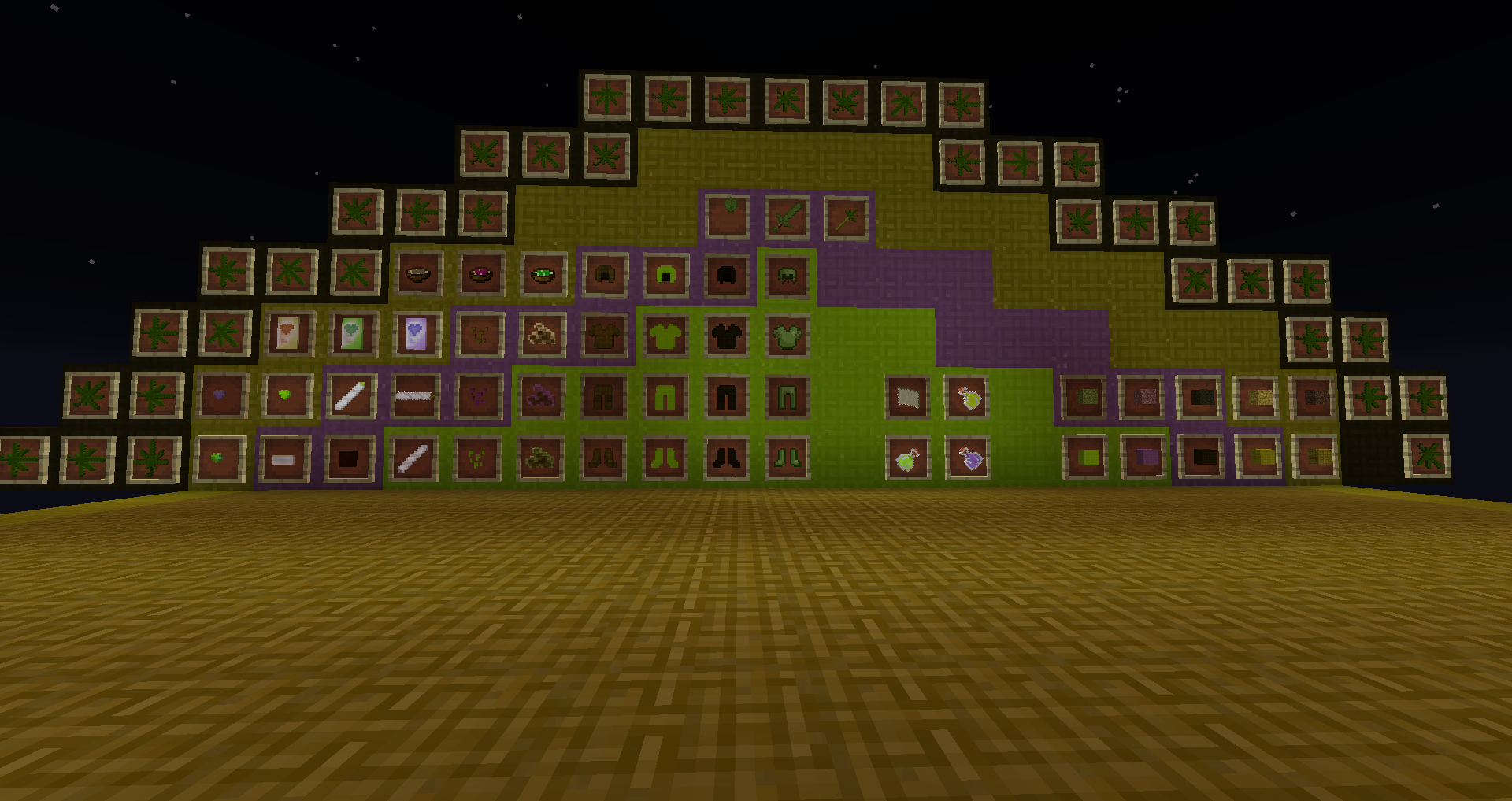 Minecraft Proj Feel Free - Disun