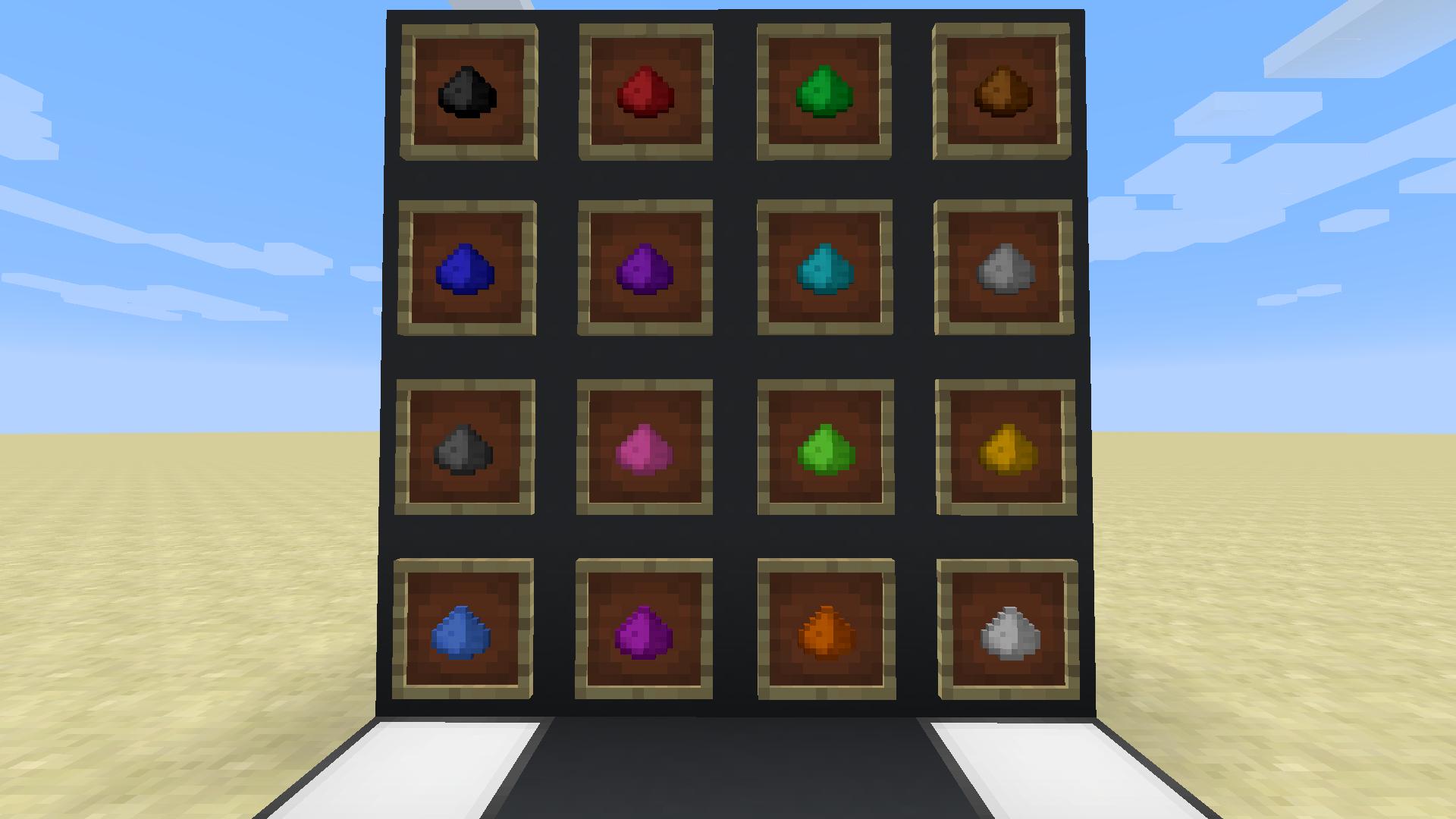 Minecraft Farben Id.Colored Lights Mods Minecraft Curseforge