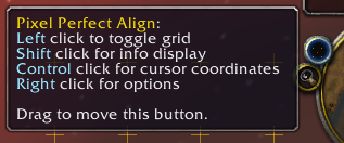 Minimap button and help