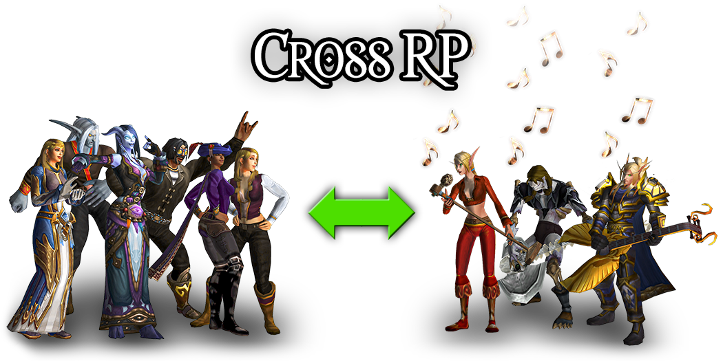 Cross-faction play with Cross RP
