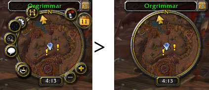 Neat Minimap Map Coords Compasses World Of Warcraft Addons