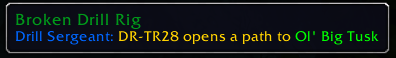 What the tooltip looks like