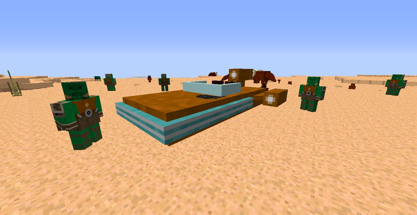 Моды на майнкрафт 1.7.10 на звёздные войны - Minecraft