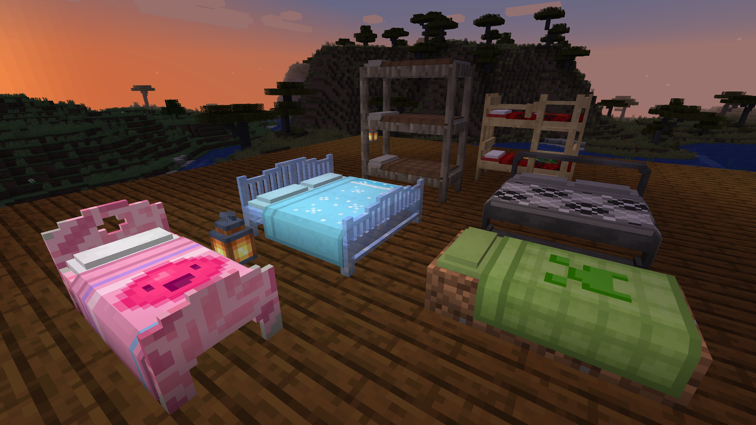 Multibeds Mods Minecraft Curseforge,Bedding Ideas For Master Bedroom