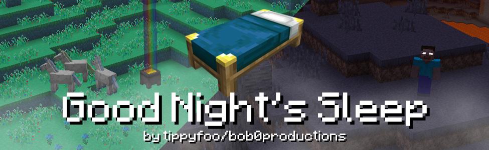 Good Night's Sleep Banner