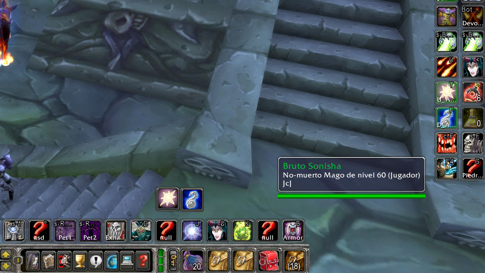 The default Blizzard WoW Classic Tooltips