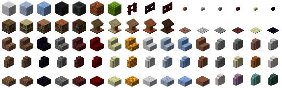 Aurum S More Blocks Amb Mods Minecraft Curseforge